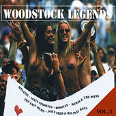 Woodstock Legends Vol. I von Various Artists