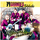 Play & Download 34 Grandes Con Tololoche by Los Alegres Del Barranco | Napster