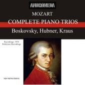 Mozart: Complete Piano Trios by Willi Boskovsky