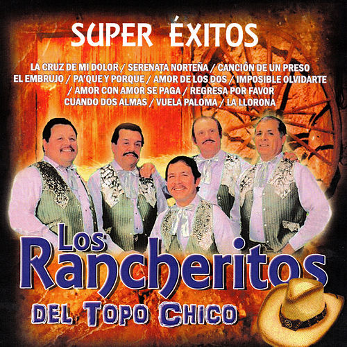 Super Exitos by Los Rancheritos Del Topo Chico