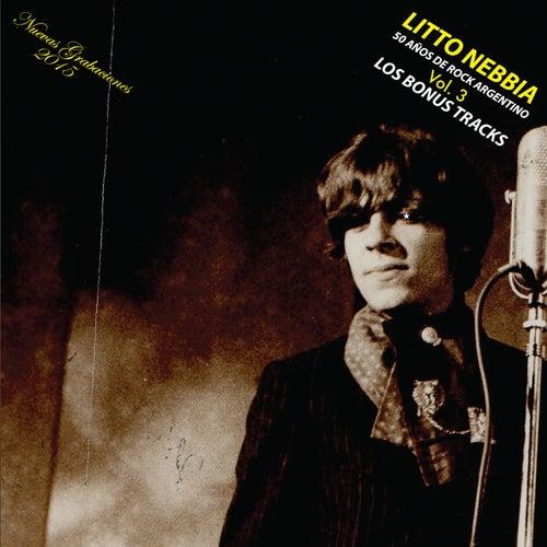 50 Años de Rock Argentino Vol. 3 by Litto Nebbia