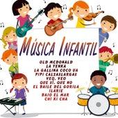 Música Infantil para Fiestas. Canciones Infantiles para Niños y Niñas by Various Artists