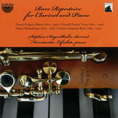 Play & Download Rare Repertoire for Clarinet and Piano by Konstantin Lifschitz | Napster