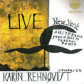 Play & Download Karin Rehnqvist Live by Various Artists | Napster