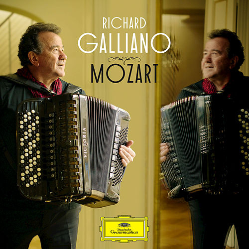 Play & Download Mozart by Richard Galliano | Napster