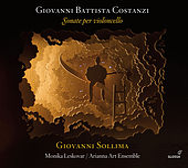 Play & Download Costanzi: Cello Sonatas - Giovanni Sollima: Il mandataro by Giovanni Sollima | Napster