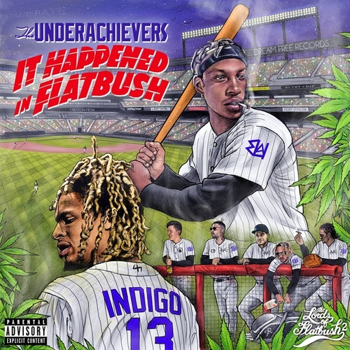 It Happened In Flatbush (Mixtape) by The Underachievers