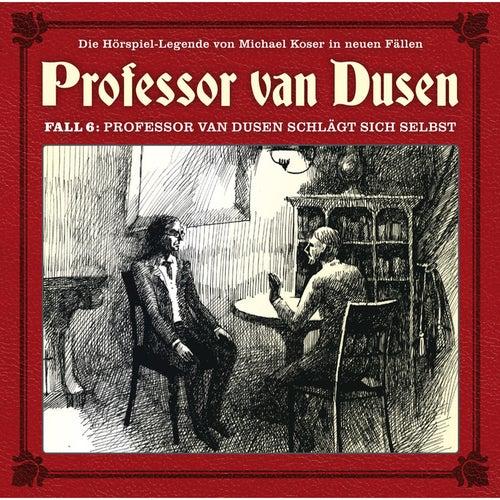 Die neuen Fälle - Fall 6: Professor van Dusen schlägt sich selbst von Professor Dr. Dr. Dr. Augustus van Dusen