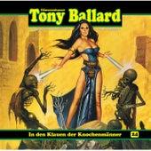 Folge 24: In den Klauen der Knochenmänner von Tony Ballard