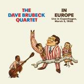 In Europe. Live in Copenhagen, March 5, 1958 (Bonus Track Version) by Dave Brubeck