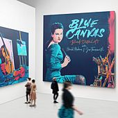 Blue Canvas by Brandi Disterheft