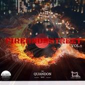 Fire on da Street Ukrap, Vol. 2 by Various Artists