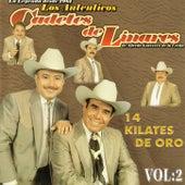 14 Kilates de Oro, Vol. 2 by Los Cadetes De Linares