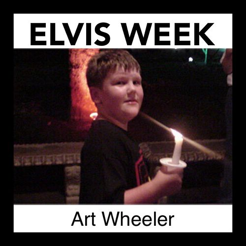 Elvis Week by Art Wheeler