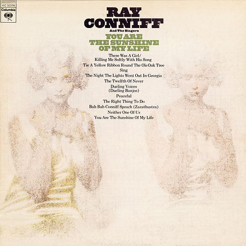 You Are The Sunshine Of My Life by Ray Conniff and The Singers