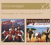 Play & Download Zillertaler Schürzenjäger 92 / Treff' ma uns in der Mitt'n by Schürzenjäger | Napster