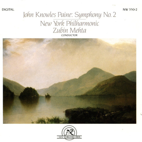 John Knowles Paine: Symphony No. 2 by New York Philharmonic