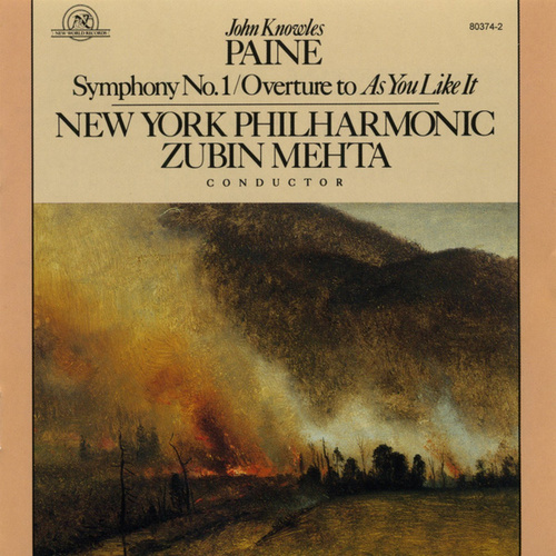 Play & Download John Knowles Paine: Symphony No. 1 by New York Philharmonic | Napster