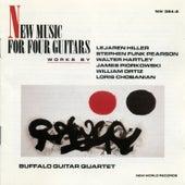Play & Download Buffalo Guitar Quartet: New Music for Four Guitars by Buffalo Guitar Quartet | Napster