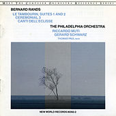 Play & Download Bernard Rands: Canti Dell Eclisse by Philadelphia Orchestra | Napster