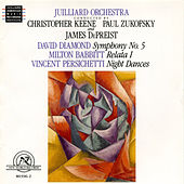 Play & Download Babbitt/Diamond/Persichetti by Juilliard Orchestra | Napster