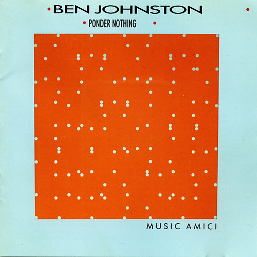 Play & Download Music Amici: Ben Johnston by Music Amici | Napster
