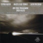 NY Philharmonic plays the music of Augusta Read Thomas, Jacob Druckman, and Stephen Hartke by New York Philharmonic