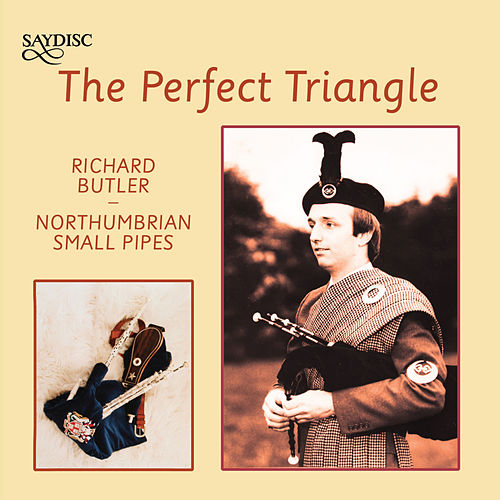 Play & Download The Perfect Triangle by Richard Butler | Napster