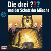 107/und der Schatz der Mönche von Die drei ???