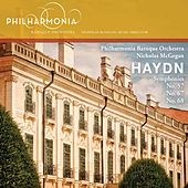 Play & Download Haydn: Symphonies Nos. 57, 67 & 68 by Philharmonia Baroque Orchestra | Napster