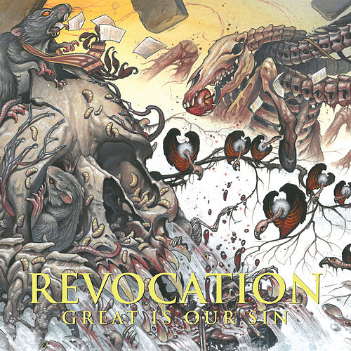Play & Download Great Is Our Sin by Revocation | Napster