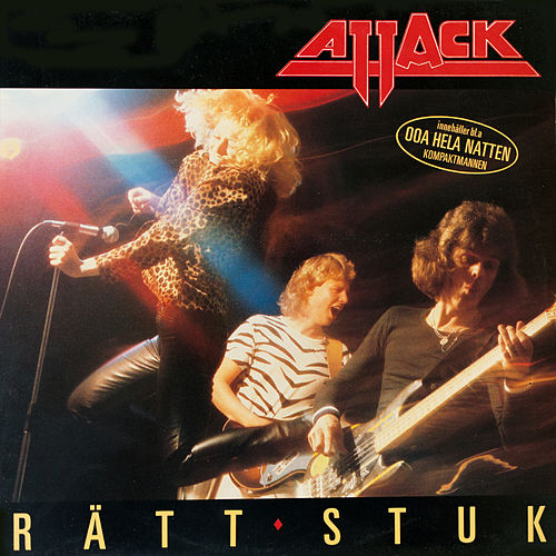 Rätt stuk by The Attack