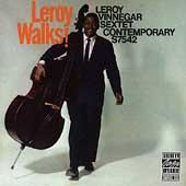 Leroy Walks! by Leroy Vinnegar