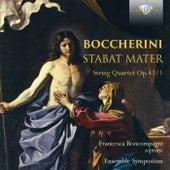 Boccherini: Stabat Mater, String Quartet, Op. 41/1 by Ensemble Symposium