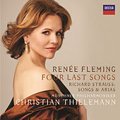 Strauss, R.: Four Last Songs etc by Renée Fleming