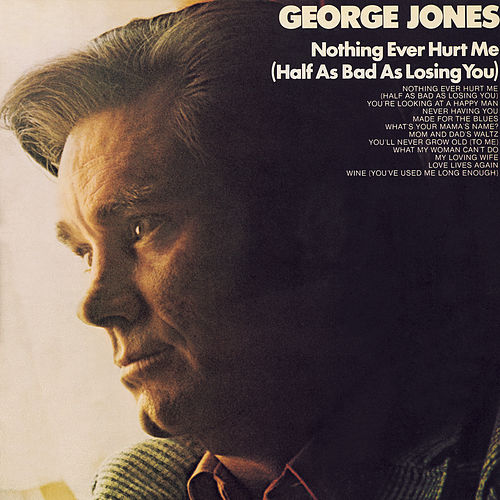 Nothing Ever Hurt Me by George Jones