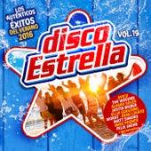 Disco Estrella Vol. 19 (Los Auténticos Éxitos Del Verano 2016) de Various Artists