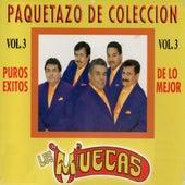 Play & Download Paquetazo de Coleccion, Vol. 3 by Los Muecas | Napster