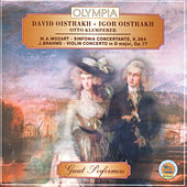 David Oistrakh, Igor Oistrakh plays Mozart & Brahms by Various Artists