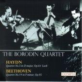 Play & Download The Borodin String Quartet plays Haydn & Beethoven by Borodin String Quartet | Napster