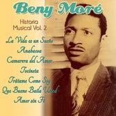 Historia Musical Volumen 2 by Beny More