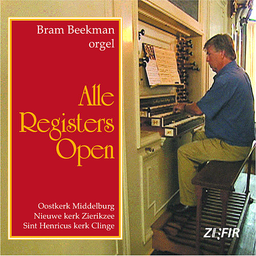Play & Download Alle Registers Open by Bram Beekman | Napster