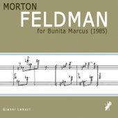 Morton Feldman - For Bunita Marcus (1985) by Gianni Lenoci