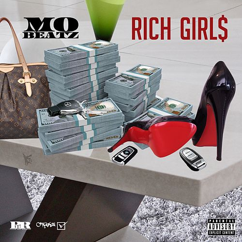 Play & Download Rich Girl$ - Single by Mobeatz | Napster