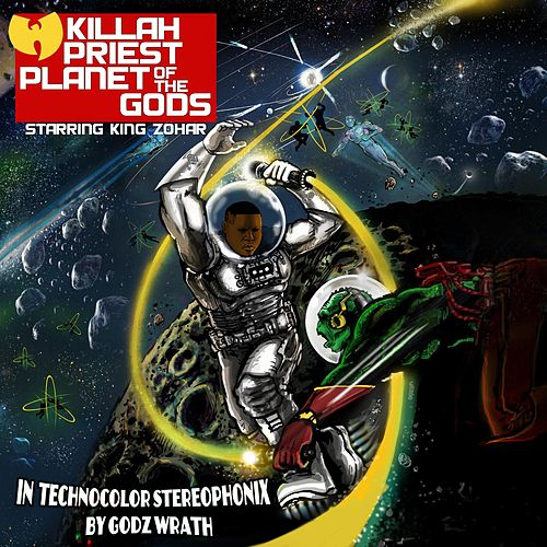 Planet of the Gods by Killah Priest