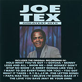 Play & Download Greatest Hits (Curb) by Joe Tex | Napster