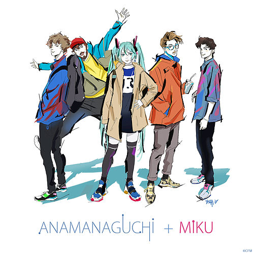 Play & Download Miku by Anamanaguchi | Napster