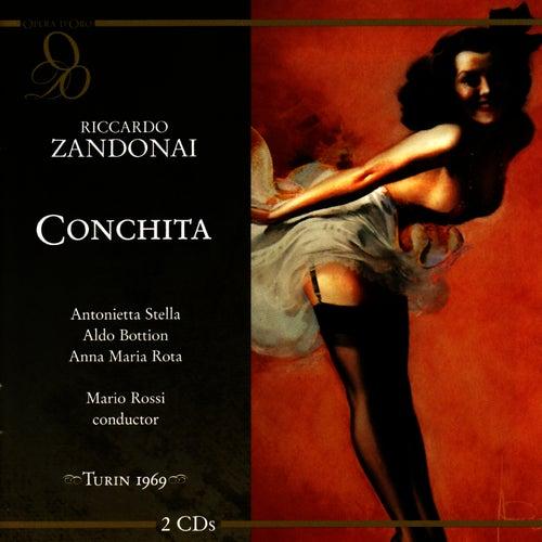 Play & Download Zandonai: Conchita by RAI Orchestra & Chorus | Napster