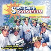 Super Grupo Colombia  Cumbia Del Monte by Super Grupo Colombia