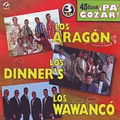 Play & Download Los Aragon , Los Dinner S, Los Wawanco  45 Exitos Pa Gozar by Various Artists | Napster
